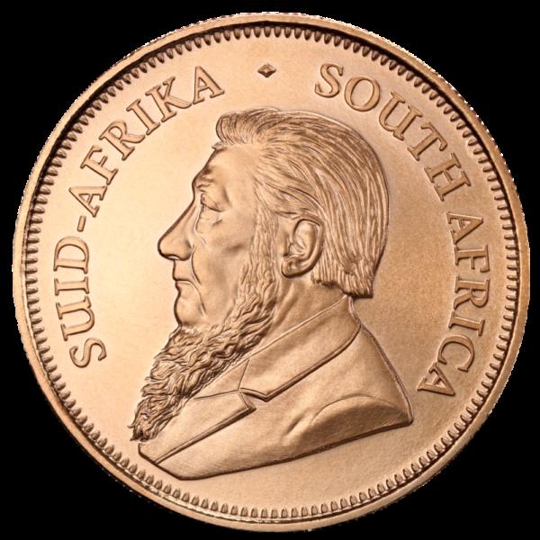 1 oz 50 Years of Krugerrand | Gold | 2017(Back)