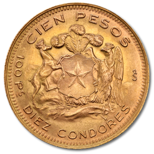 100 Peso Liberty, Gold(Front)