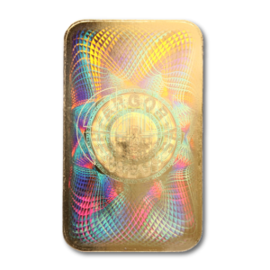2g Gold Bullion | Heraeus Kinebar Gold Bar(Front)