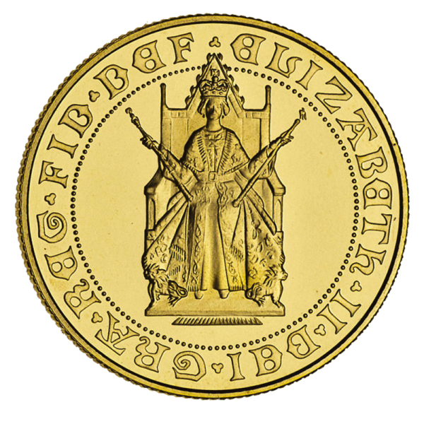 £5 Sovereign | Gold | Best Value(Front)