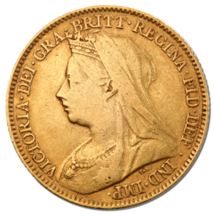 Half Sovereign Victoria Gold | Mixed Years(Front)