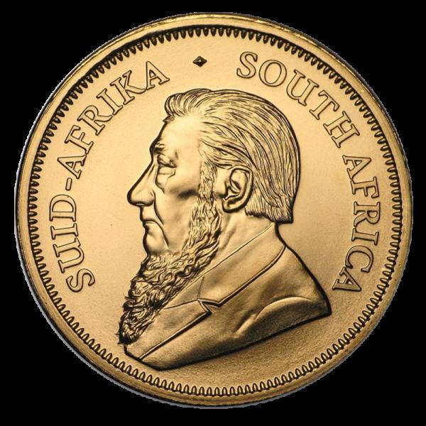1 oz Krugerrand 2020 Gold Coin(Back)