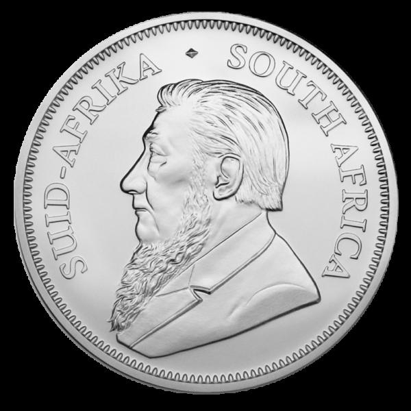 1 oz Krugerrand 2020 Silver Coin(Back)
