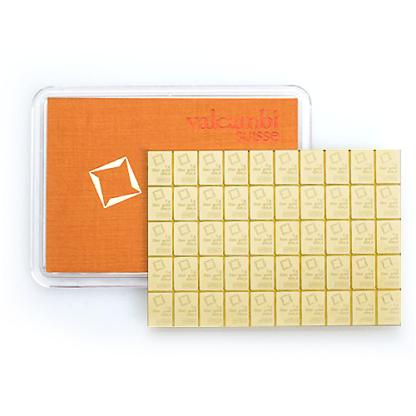 50g Gold Bullion | 50gr Gold Bar | CombiBar(Front)
