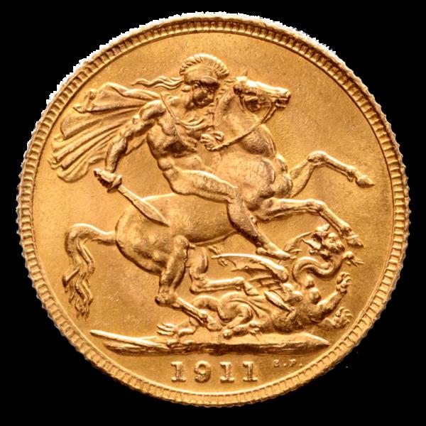 Sovereign | Gold | Best Value(Back)