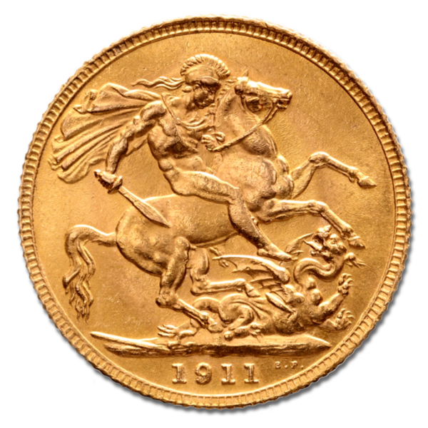 Sovereign | Gold | Best Value(Front)