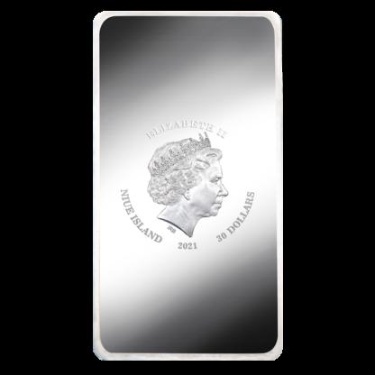 1 Kilo Coin Bar | Silver | StoneX(Back)