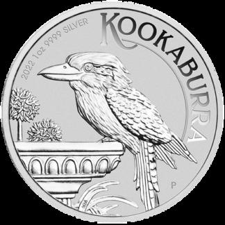 Kookaburra 2022 1 oz silver